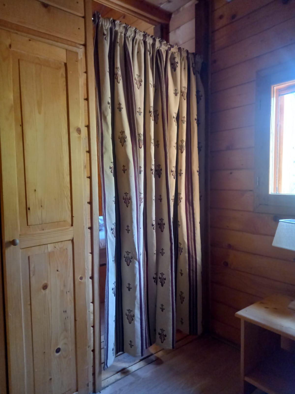 Garduña cortina