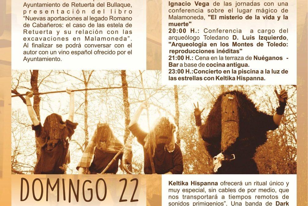 Jornadas de cultura antigua en ecolodge Cabañeros